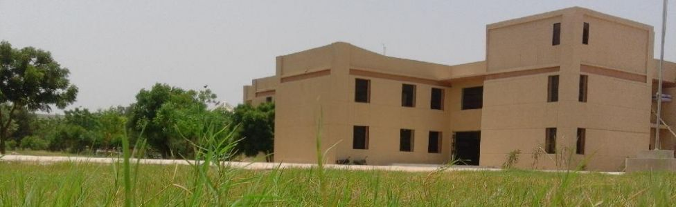 New Buildings of Faculty of Pharmacy & Pharmaceutical Sciences